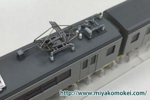 カトー 701系屋根
