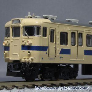 α-model 115系300番台キット