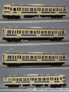 α-model 115系300番台