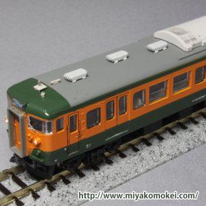α-model 113系5700番台