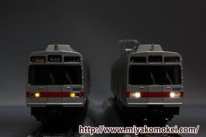 GM 東急8590系電球色LED化