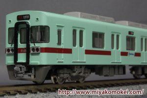 鉄コレ 西鉄6050形TN化