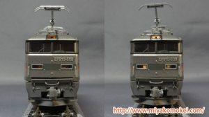 トミックス EF510ライト基板交換例