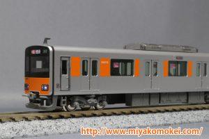 カトー 東武50070型墨入れ