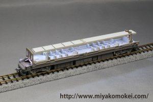 トミックス 223系 GM製室内灯取付例