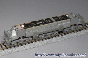 カトー EF64用 リプルフィルタ搭載常点灯ライト基板