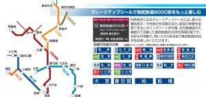 カトー 28-242-1 東武鉄道8000系グレードアップシール1