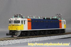 カトー 3066-A EF81カシオペア色