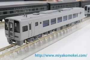 カトー JR四国N2000系 先行車