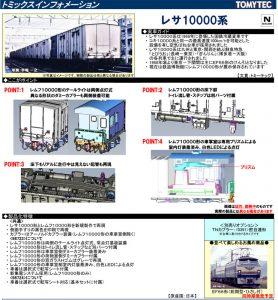 トミックス レサ10000系