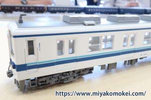 カトー 東武8000系