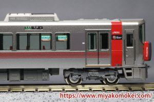 京神模型 KLX203CT 西日本-優先座席 2019年~新仕様 裏貼り 227系 貼付見本