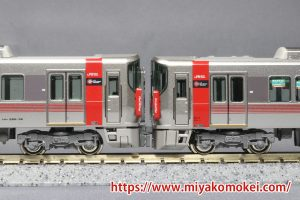カトー 227系 TN化
