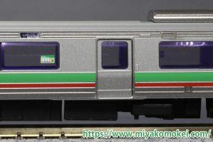 カトー 731系 優先席インレタ転写例