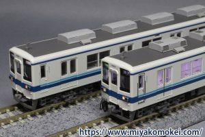 カトー 東武8000系 比較