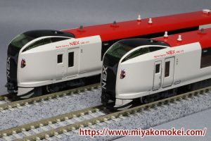 カトー 10-847 E259系 比較