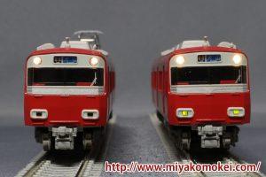 GM 名鉄6500系・6800系「鉄仮面」 光り分けライト基板使用例