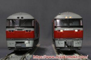 カトー 7007-5 DF200比較
