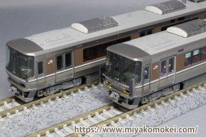 カトー 223系2000番台比較