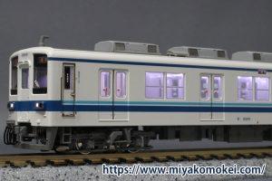カトー 東武8000系 後期更新車